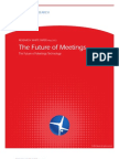 Maritz the Future of Meetings Technology