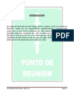 PUNTO DE REUNIÓN