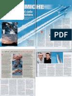 Scie chimiche - articolo pubblicato sulla rivista OGGI