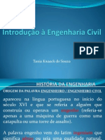Intr. Engenharia Civil - 01