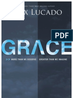 GRACE - More Than We Deserve, Greater Than We Imagine - Sample