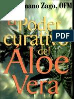 El Poder Curativo Del Aloe Vera Escrito Por Romano Zago