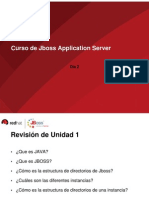 Curso de Jboss Application Server Dia2