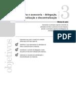 17417 Estrutura e Processos Organizacionais Aula 03 Volume 01