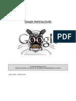 Google Hacking Guide
