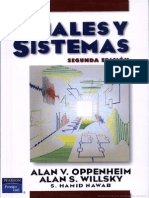 Sinais e Sistemas Oppenheim
