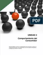 Mercadotecnia - Unidad 2 - Comportamiento del Consumidor