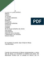 ESTRATEGIAS CONTEMPORÁNEAS DE REPRESENTACIÓN GRÁFICA 1PARTE