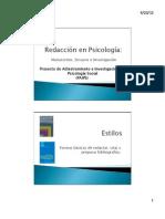 Manual de Redacción APA 6ta Ed