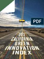 2012 Green Innovation Index