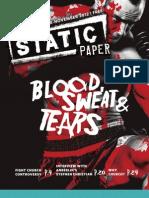 Static Paper - Fall 2012