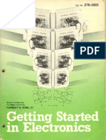 Engineer's Mini-Notebook - Getting Started in Electronics Forrest Mims- Forrest M. Mims III