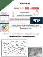 nanocompósitos EVA-MMT