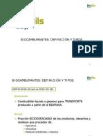 Biocarburantes Definicion y Tipos