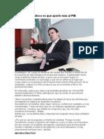 21-08-2012 El plan para Jalisco es que aporte más al PIB. Aristóteles Sandoval