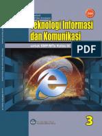 Buku Sekolah Elektronik TIK untuk SMP kelas IX