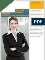 EPM StatementOfDirection Financial Process