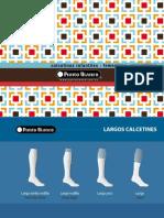 catalogo calcetines línea 2012-2