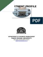 Department Profile Revised2