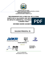 Geometric Design Report VP7B