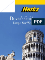 European Drivers Guide