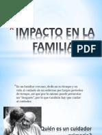La Familia Del Paciente Con Demencia