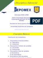 Modulo II. Bioestadistica Para Farmaceuticos