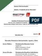 Finanzas Internacionales Caracterizaci n de Los Mercados