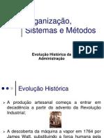 OSM Adm Historico