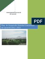 PCD Caravelí