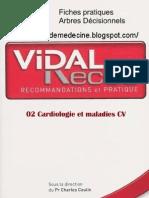 Vidal Recos - 02 Cardiologie Et Maladies CV - Coursdemedecine.blogspot.com