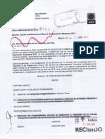 Cuarta Modificacion Al Manual de Operacion Aduanera 2011