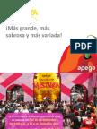 Mistura2012 Web Precios