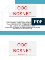 Pentecostal Assembly Committees