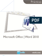 Prácticas Microsoft Office Word 2010