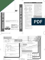 Manual Instalação Pioneer Deh P4980 MP