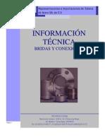 Bridas y Accesorios Ced-std, Xh, Xxh