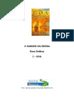 Kara Dalkey, O SANGUE DA DEUSA - Goa, Vol. 1 (PDF)(Rev)
