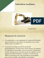 Presentación maquinaria
