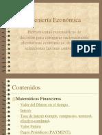 Ingenieria Economic A