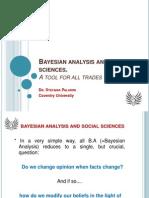 Bayesian Analysis and Social Sciences (Paladini)