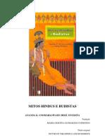 A. K. Coomaraswamy e Irmã Niveditaak - Mitos Hindús e Budistas