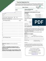 Troop Event Registration