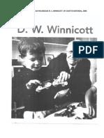 Winnicott - o Homem e a Obra