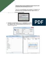 Instalación Forms Linux