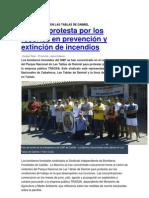 SIBF Protesta Por Los Recortes
