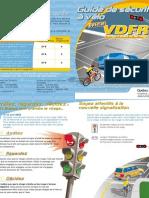 Guide de sécurité à vélo 2003