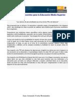 2b_Ureña_Los saberes de mis estudiantes en el uso de las TIC y de Internet