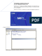Induccion Al SAS