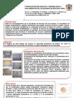 CAPACIDAD DE PRODUCCIÓN DE BIOFILM Y SENSIBILIDAD A ANTIFÚNGICOS DE AISLAMIENTOS DE LEVADURAS DE MUCOSA ORAL